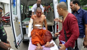 ISKCON Mayapur Bomb Blast