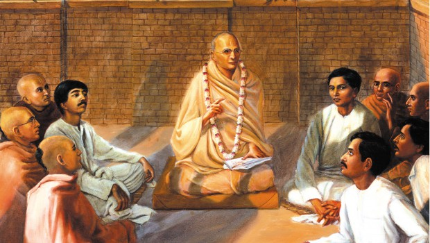 Prabhupada Hears Guru