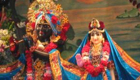 Sri Sri Radha Kalacandaji ISKCON Dallas