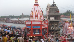 Haridwar-the-popular-hindu-temple