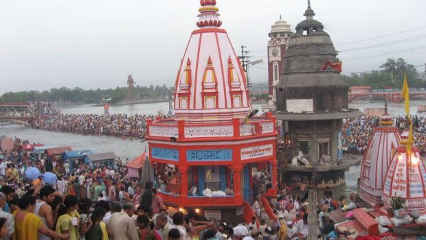 Haridwar-the-popular-hindu-temple