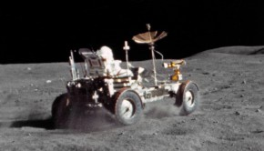 NASA Apollo Moon Buggy