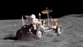 NASA Apollo Moon Buggy