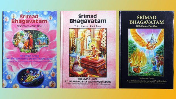 Srimad-Bhagavatam-3-books