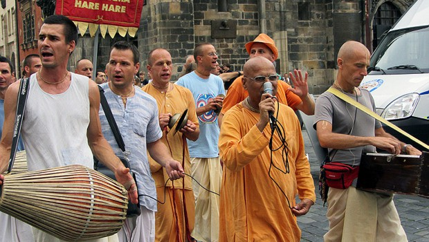 ISKCON Hare Krishna Kirtan