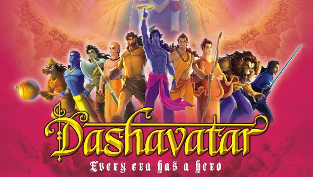 Dasa Avatara -- Every Story Has A Hero
