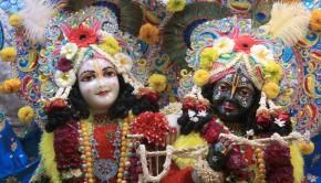 Krishna Balaram Deities from ISKCON Vrindavan