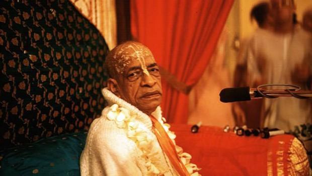 A Very Merciful Look from Srila Prabhupada