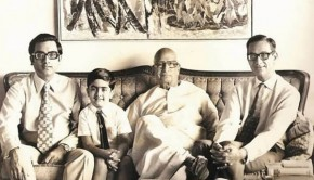 Indian Wealthy Brila Family