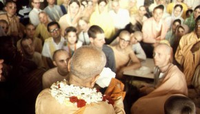 All of you should become guru Prabhupada