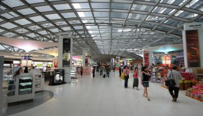 Bangkok Suvarnabhumi Airport