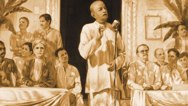 Prabhupada Speaks1930s