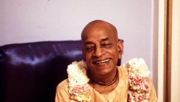 Srila Prabhupada Laughing