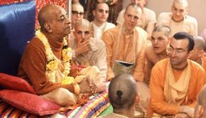 Help! I told the ISKCON Temple President About Prabhupada!