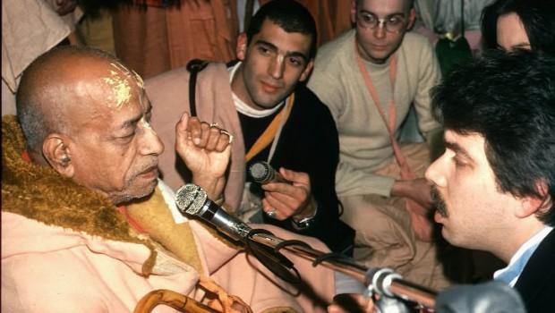 Srila Prabhupada Delivers Statement on the Origin of Life