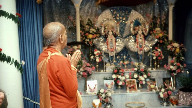 The Ten Offenses in Chanting the Hare Krishna Mantra