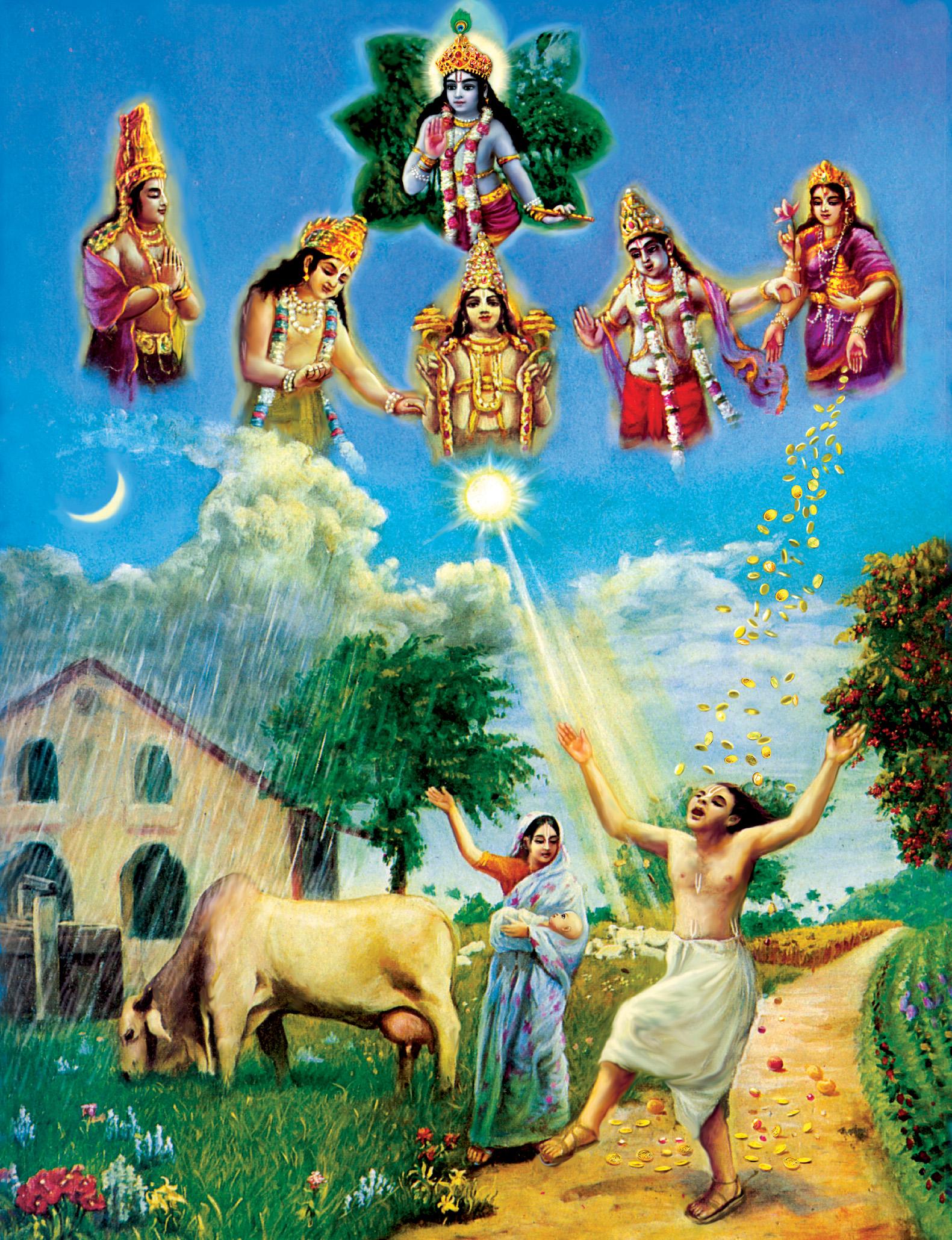 Worshiping Demigods Works But    | Krishna org