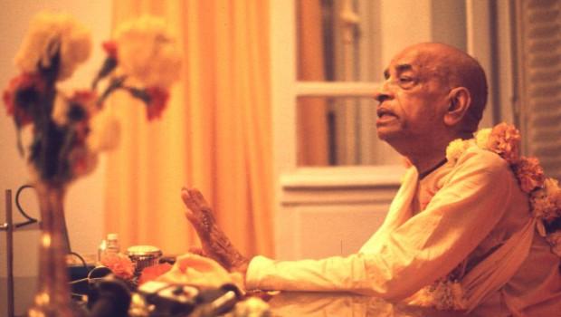 Srila Prabhupada Speaks about his Gaudiya Math Godbrothers