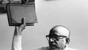 16-Srila-Prabhupada-with-His-1st-Published-Srimad-Bhagvatam1