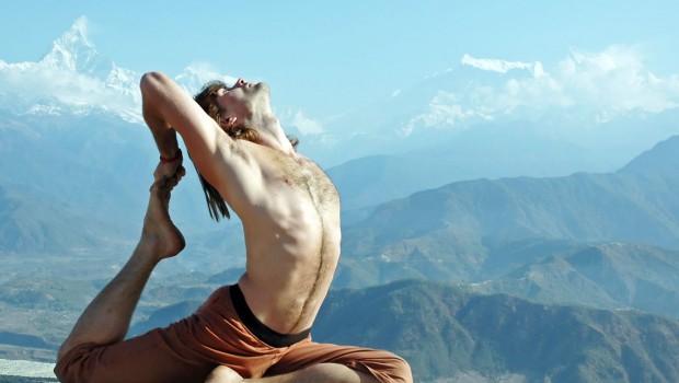Hatha Yoga in the Himalayas