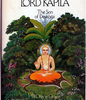 Teachings of Lord Kapila Book Cover
