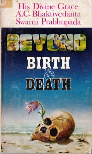 Beyond Birth and Death - Original 1974 edition scan