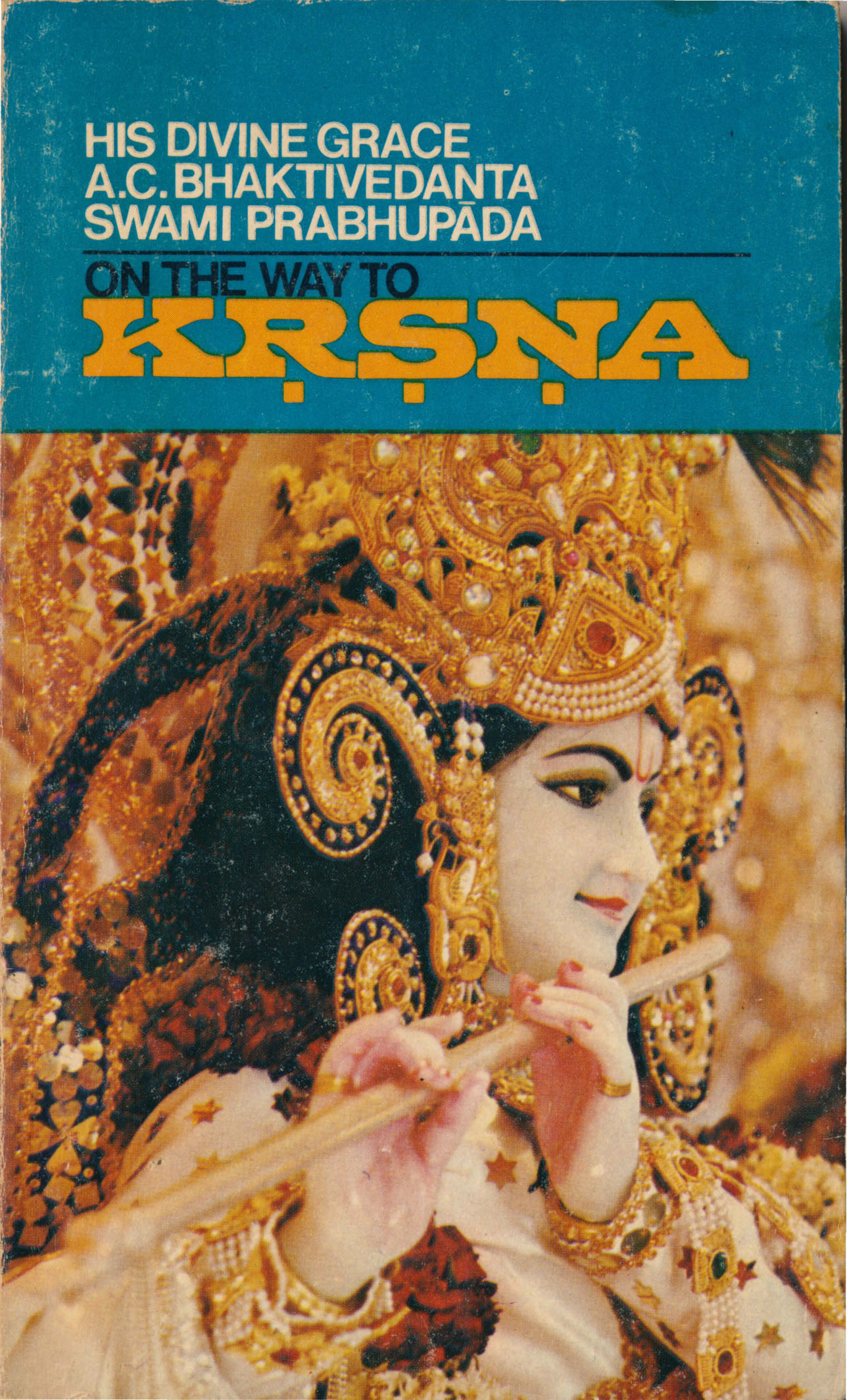 On The Way To Krishna PDF Download | Krishna org