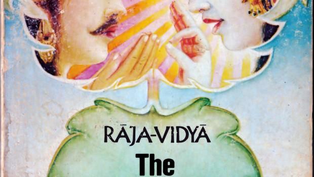 Raja-Vidya The King of Knowledge (Original 1973 book Cover)