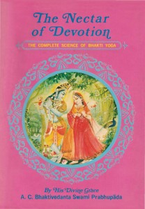 The Nectar of Devotion - 1970 ISKCON press edition SCAN