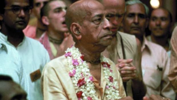 Srila Prabhupada Krishna Balarama Darshan