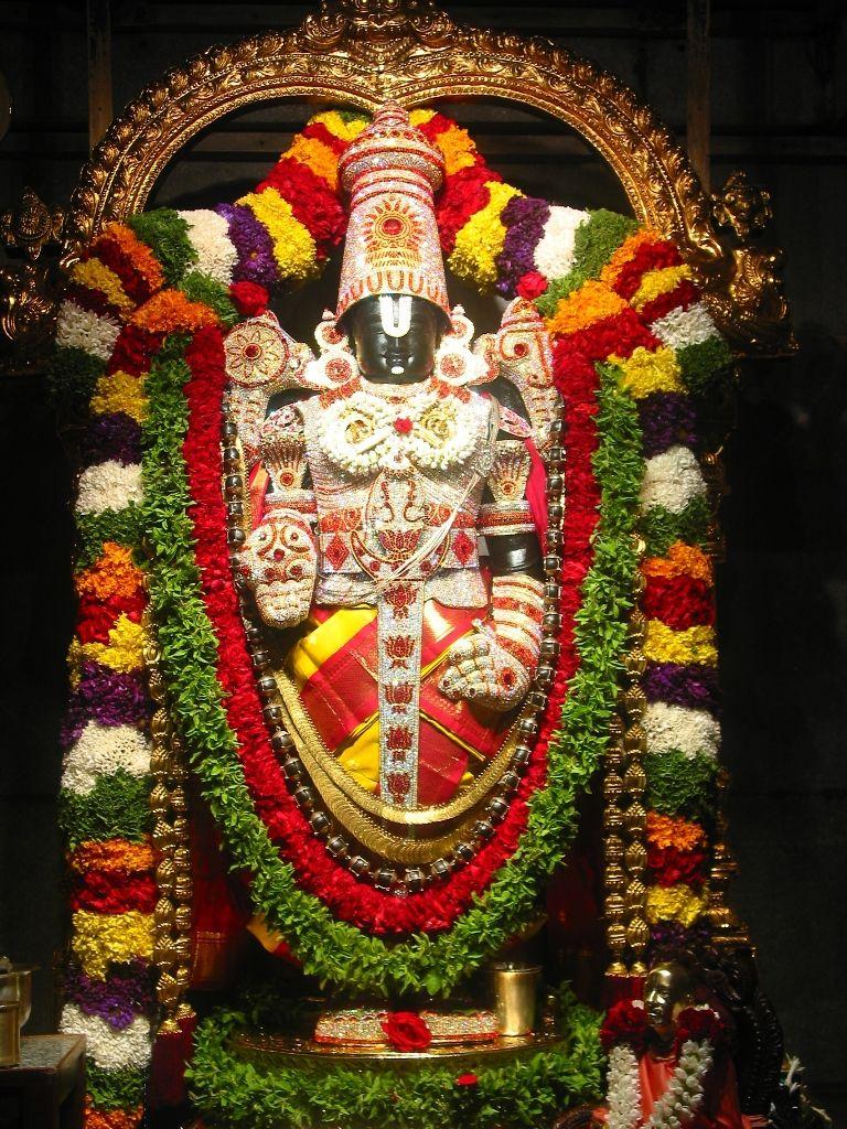 Tirupati Balaji Temple Tirupathi