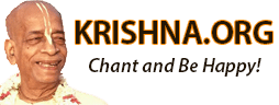 Krishna.org – Real Krishna Consciousness logo