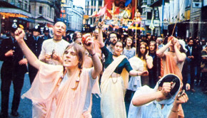 1970 Holy Rathayatra Festival in London