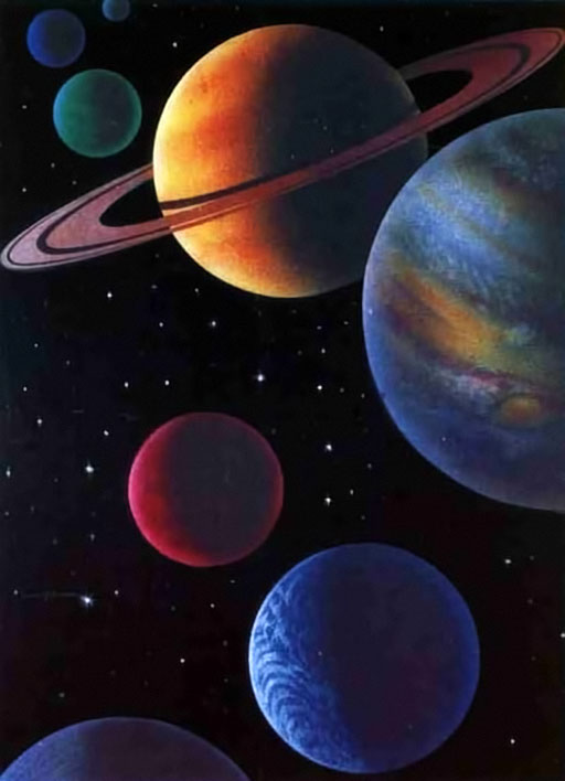 Origins -- The Formation of the Planets