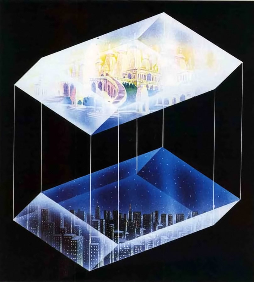 Physics and Dimensions or Levels of Reality