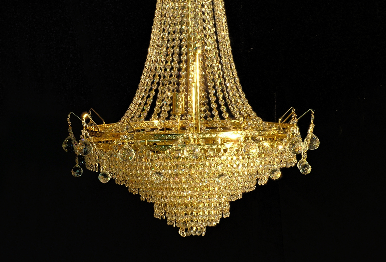 The universe is not chandelier shaped krishna size image arubaitofo Image collections