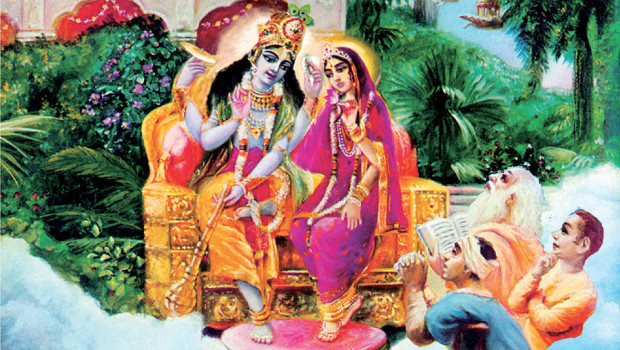 Who WIll Surrender To Krishna