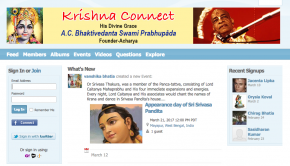 KrishnaConnect.com